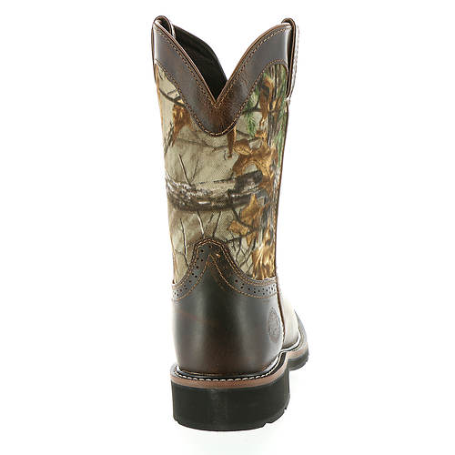 Justin men's Stampede Wk4676 Boots Collection v4wHvrqAR