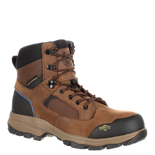 Hiker Blue Ct men's Georgia Collar Boot q1Cv8nwt7