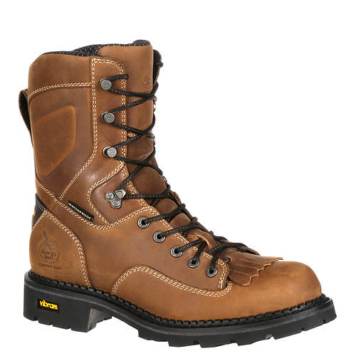 Georgia Toe Boot Core men's To Lace Comfort 4q4wprX