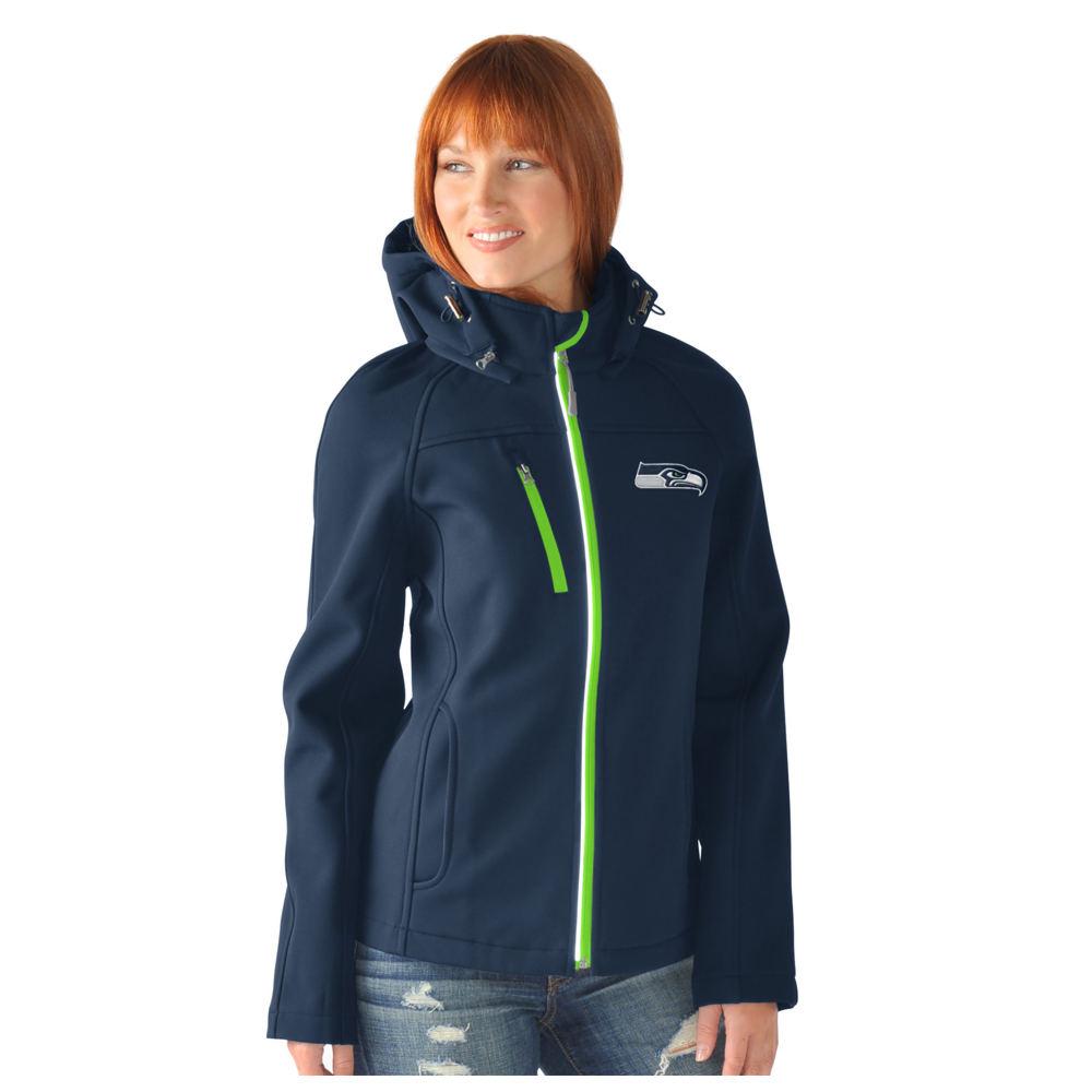 pretty nice e719b 14991 Women's NFL Firebreak Softshell Jacket
