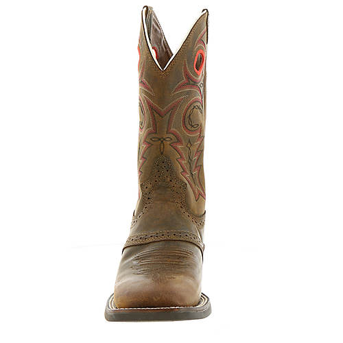 men's Justin Boots Collection Sv2534 Silver fx8Sqnf