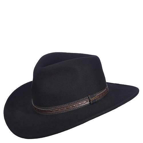 Scala Classico Men s Crushable Outback Felt Hat. 1068854-1-A0 ... 6979d1f0331