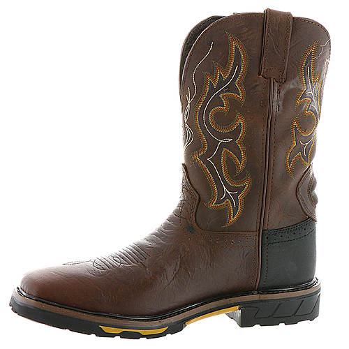 Original Wk4624 Hybred Workboots Justin men's 7H8Sd7xw