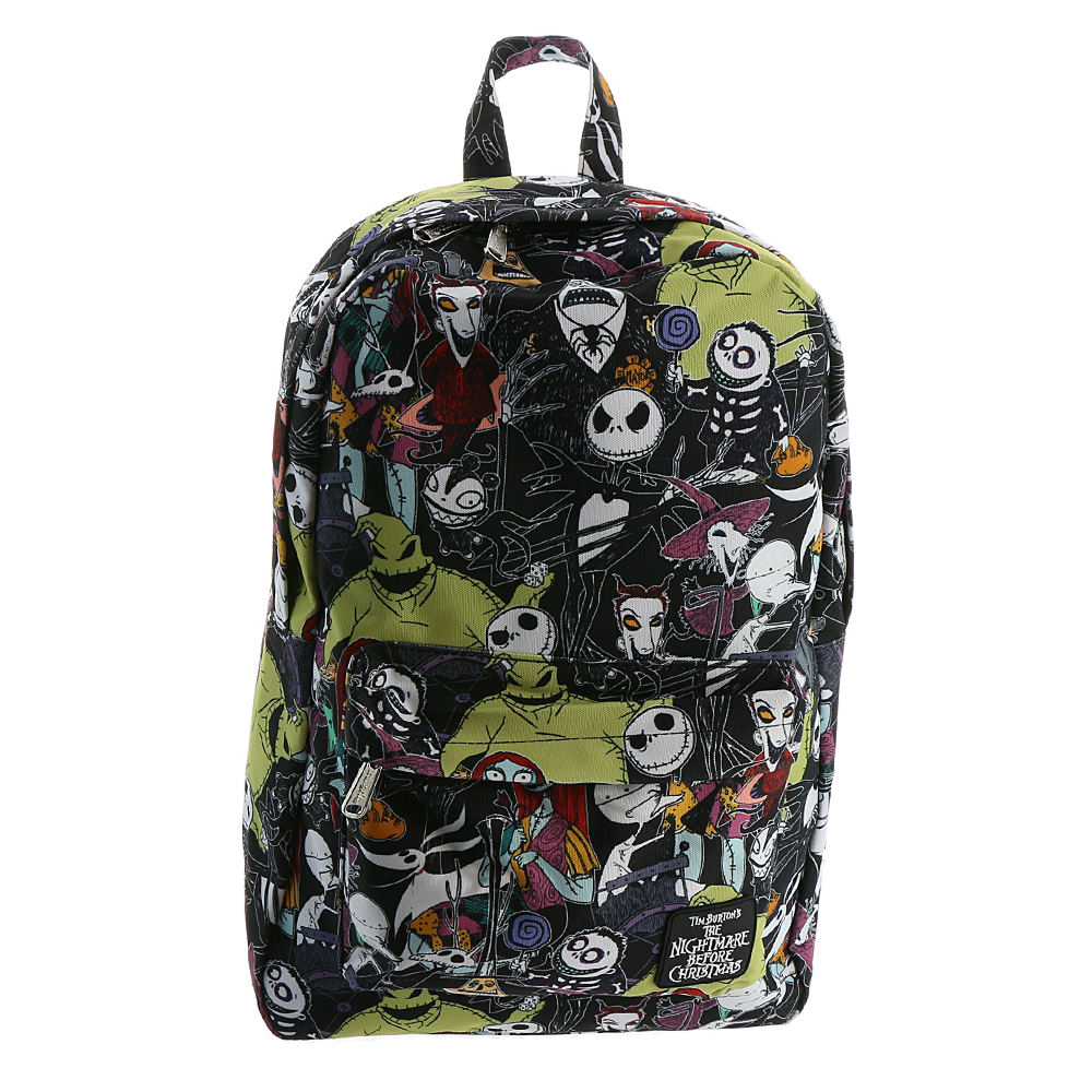 Loungefly Nightmare Before Christmas Backpack - Color Out of Stock ...