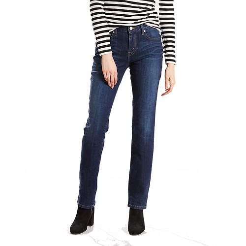 64e123eaa88 Levi's Women's 505 Straight Leg Jeans. 1078222-1-A0 ...
