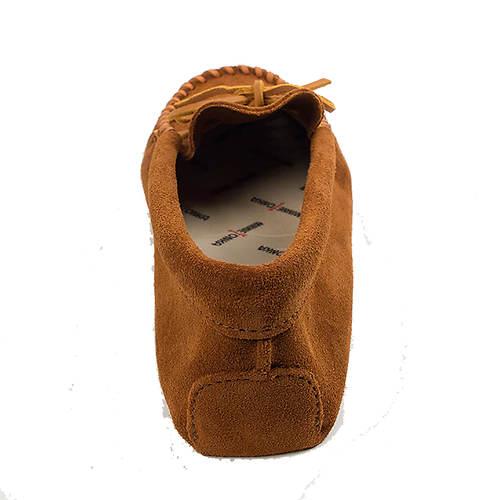Laced Leather Minnetonka Minnetonka Leather men's Softsole tnqw80HnxZ