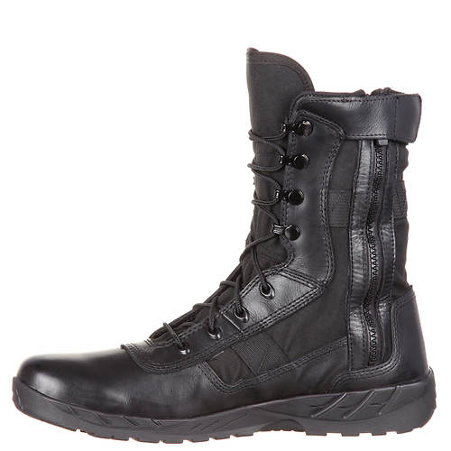 men's Waterproof Rocky Zipper C7 Duty Boot xX04T0n