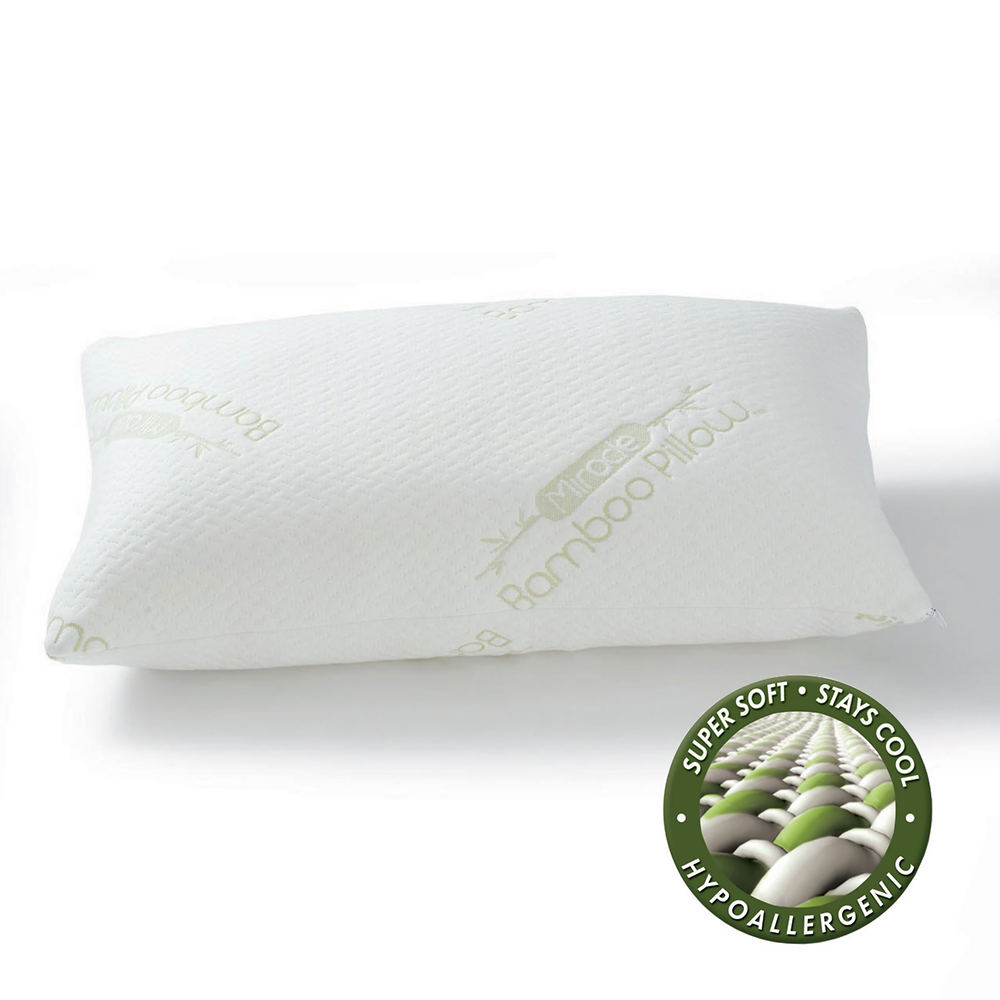 pillow totally not the miracle sleep sherpa bamboo hassle worth what insides it inside a