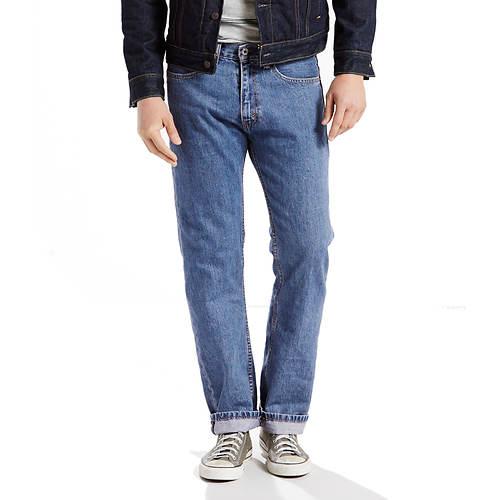44fa0088eec Levi's Men's 505 Regular Fit Jeans. 1071983-5-A0 ...