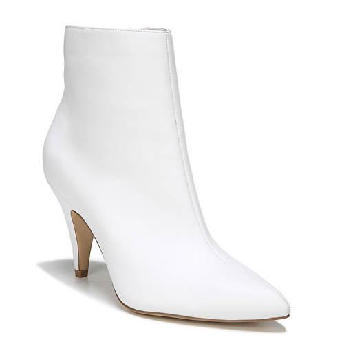 Retro Boots, Granny Boots, 70s Boots Carlos By Carlos Santana Mandarin Womens Tan Boot 5.5 M $69.95 AT vintagedancer.com