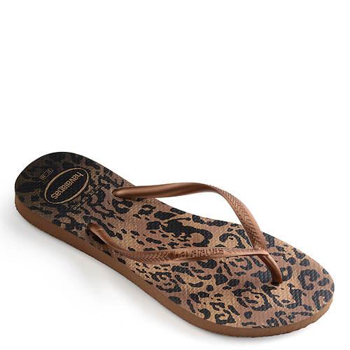 women's women's Slim Sandal Sandal Havaianas Animals Slim Havaianas Animals rSUUxw8fEq
