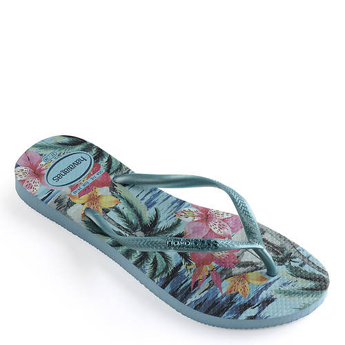 Havaianas women's Tropical Slim Sandal Slim Havaianas CvxSwv0q1