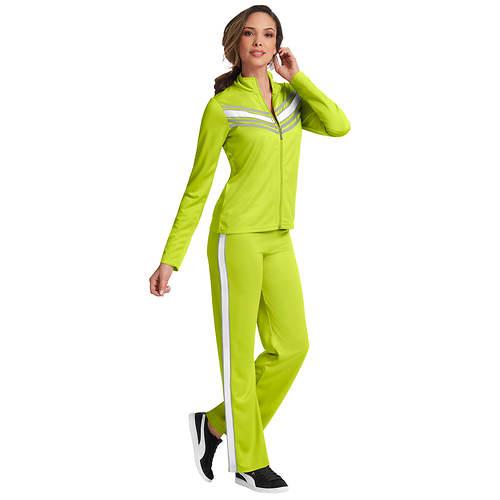 0a9d61b7a3 Striped Track Suit