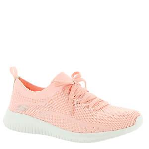SKECHERS Ultra Flex Statements Women's Shoes Light Pink