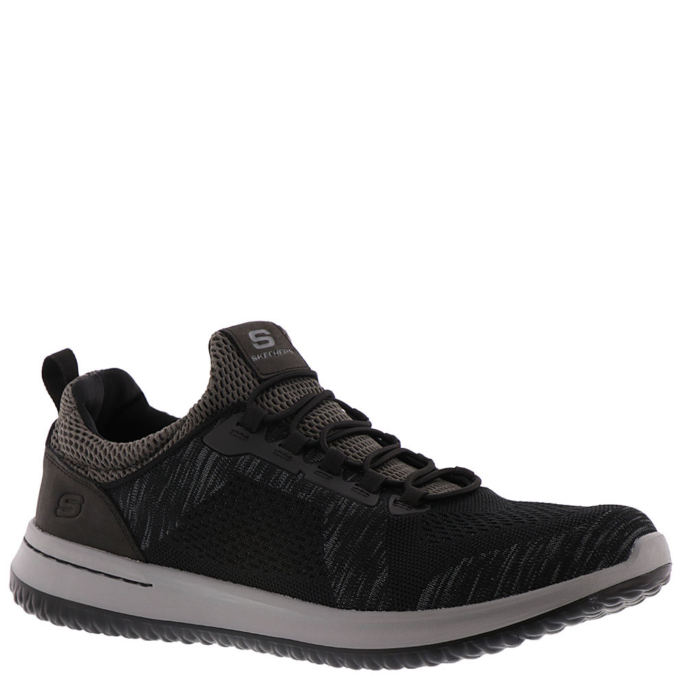 1d552f0fe19 Skechers USA Delson-Brewton (Men's) - Color Out of Stock | FREE ...