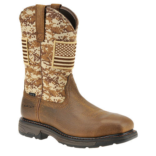 Ariat Patriot Workhog men's St Ariat Workhog n7qwzTvP