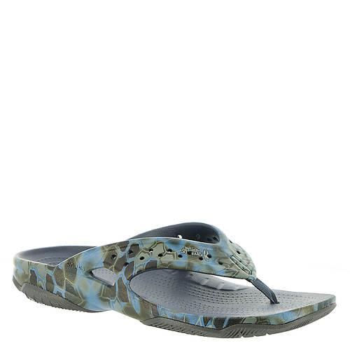 Dock men's Crocs Flip Neptune Swift Kryptek wBqAxS