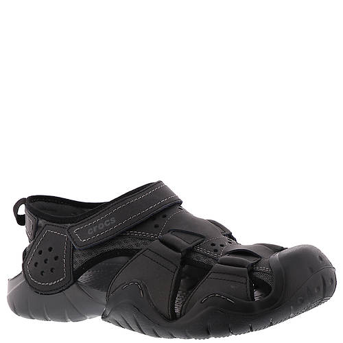 Leather Fisherman Crocs Swiftwater men's Swiftwater Leather Fisherman Crocs Crocs Swiftwater men's n7p7z8wrqF