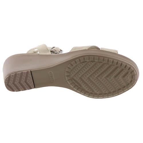 Strap Crocs Ii Ankle women's Wedge Leigh q16v1t