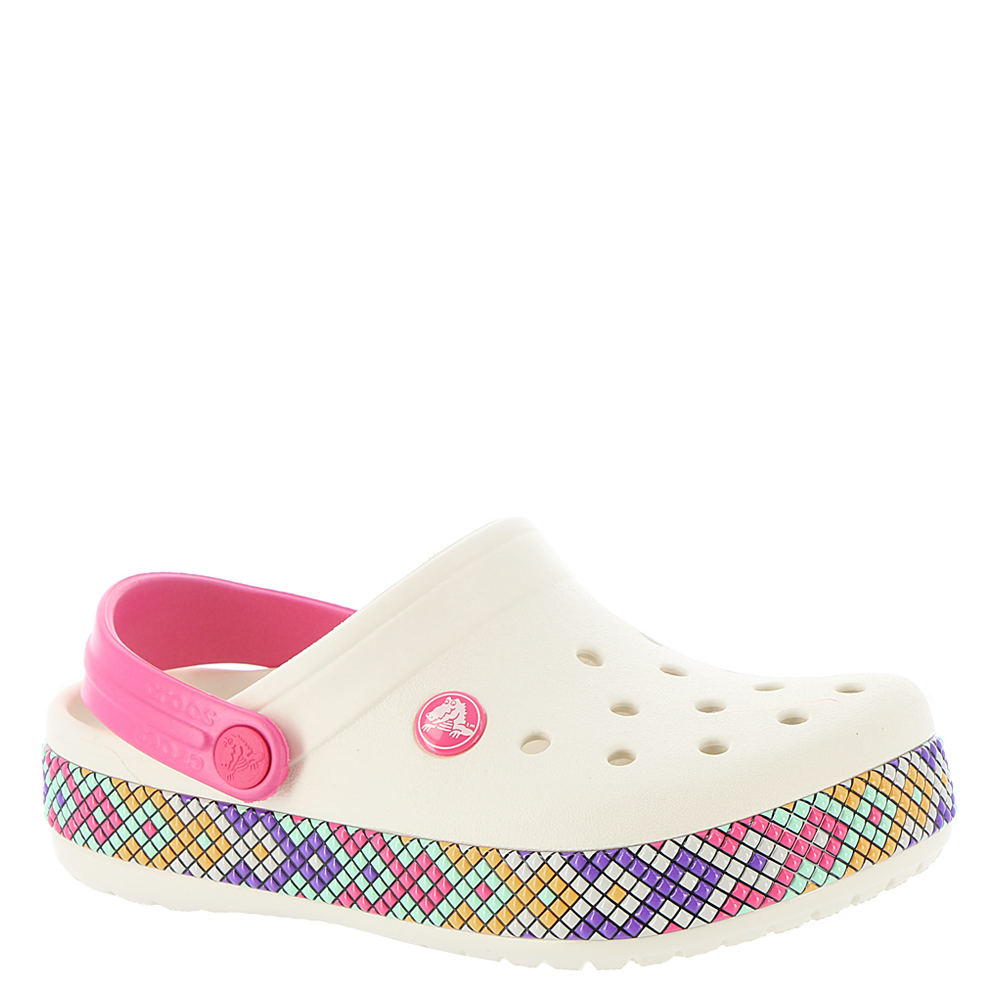 Crocs™ Crocband Clog (Girls' Infant-Toddler-Youth) JXcJz
