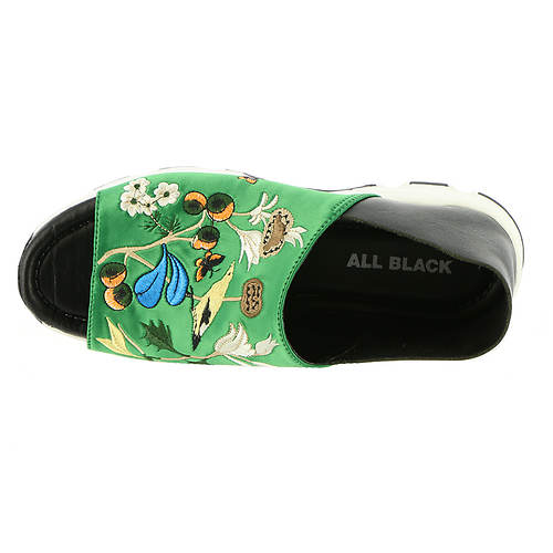 All Black All Black Sneak Brocade women's Brocade Sneak FORtUnw