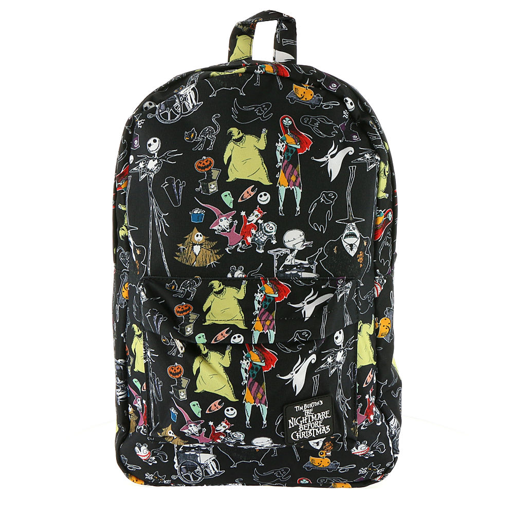 Loungefly The Nightmare Before Christmas Backpack | FREE Shipping at ...