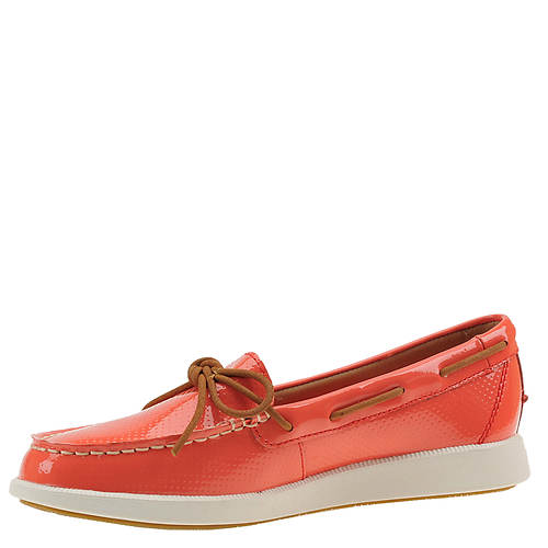 Oasis Top Canal sider women's Perf Patent Sperry qE6OnwRq