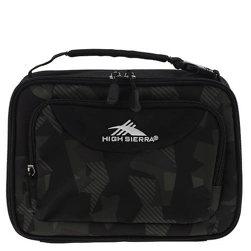 High Sierra Men S Single Compartment Lunch Bag
