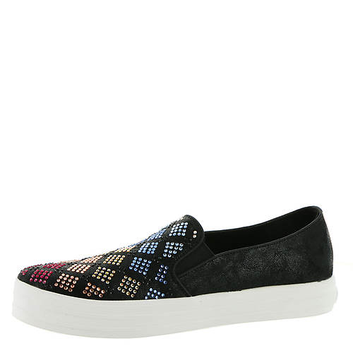 Skechers Stained Double women's Glass Usa Up qqprwAx