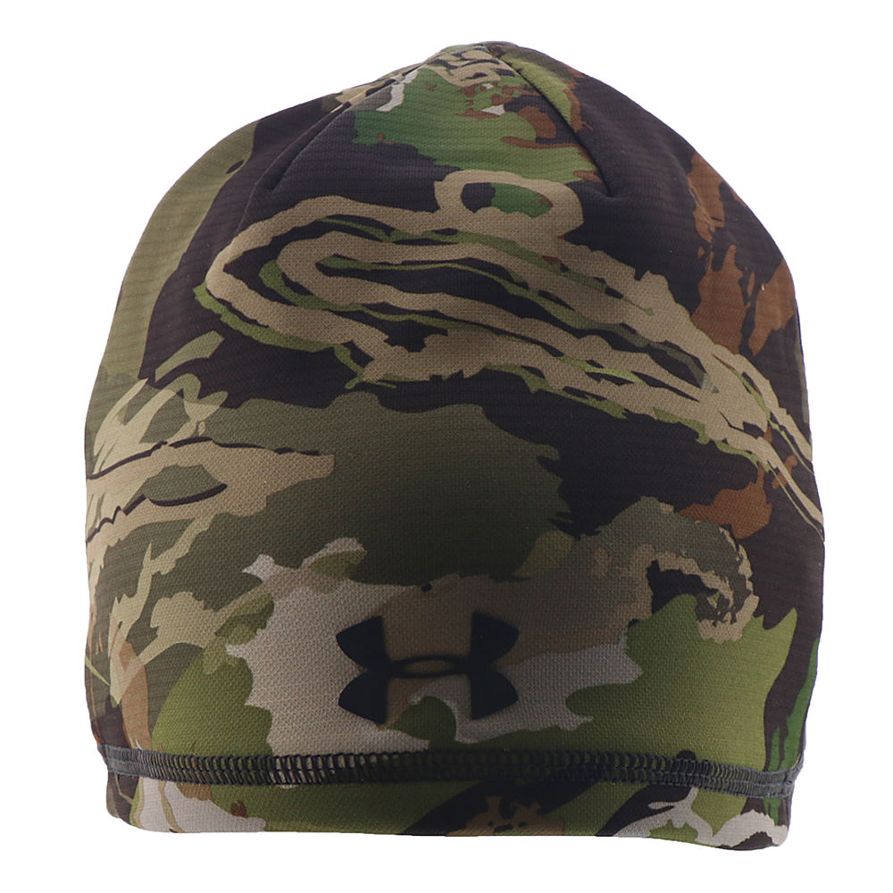 Under Armour Boys  Camo Storm Fleece Beanie. 1097126-1-A0 1097126-1-A0 cbdc3423bb1