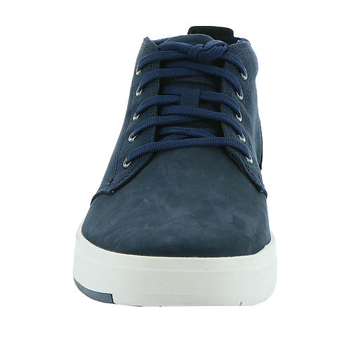 Timberland leather Davis Canvas men's Chukka Square frfqx0F