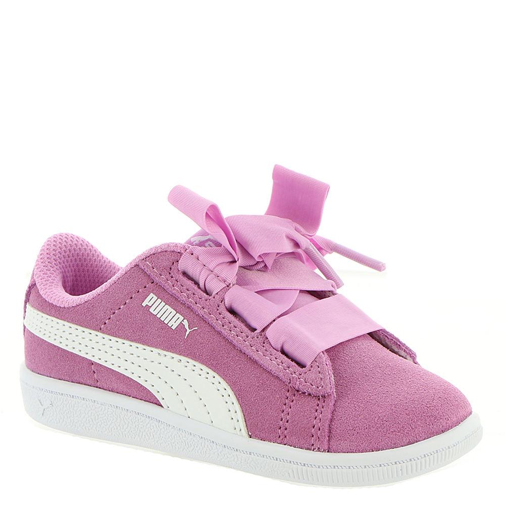 PUMA Vikky Ribbon AC INF (Girls  Infant-Toddler). 1095833-1-A0 1095833-1-A0 033ce8e6c