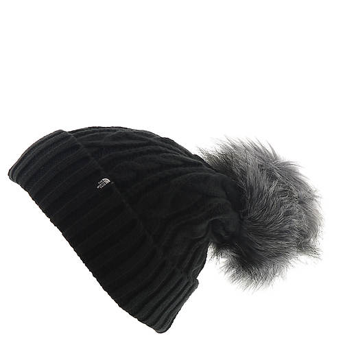 2efd2502b The North Face Women's Oh-Mega Fur Pom Beanie