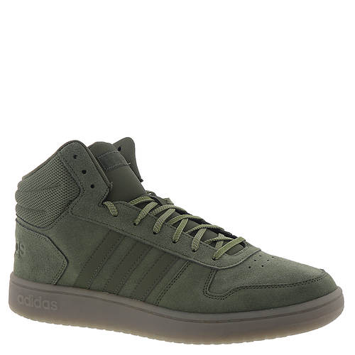 3e946dca34817 adidas Hoops 2.0 Mid Suede (Men s)   FREE Shipping at ShoeMall.com