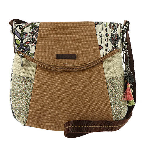 623129580223 Sakroots Artist Circle Foldover Crossbody Bag. 1077484-7-A0 ...