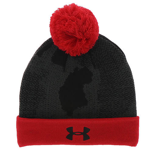 172a47fa89c Under Armour Boys  Pom Beanie