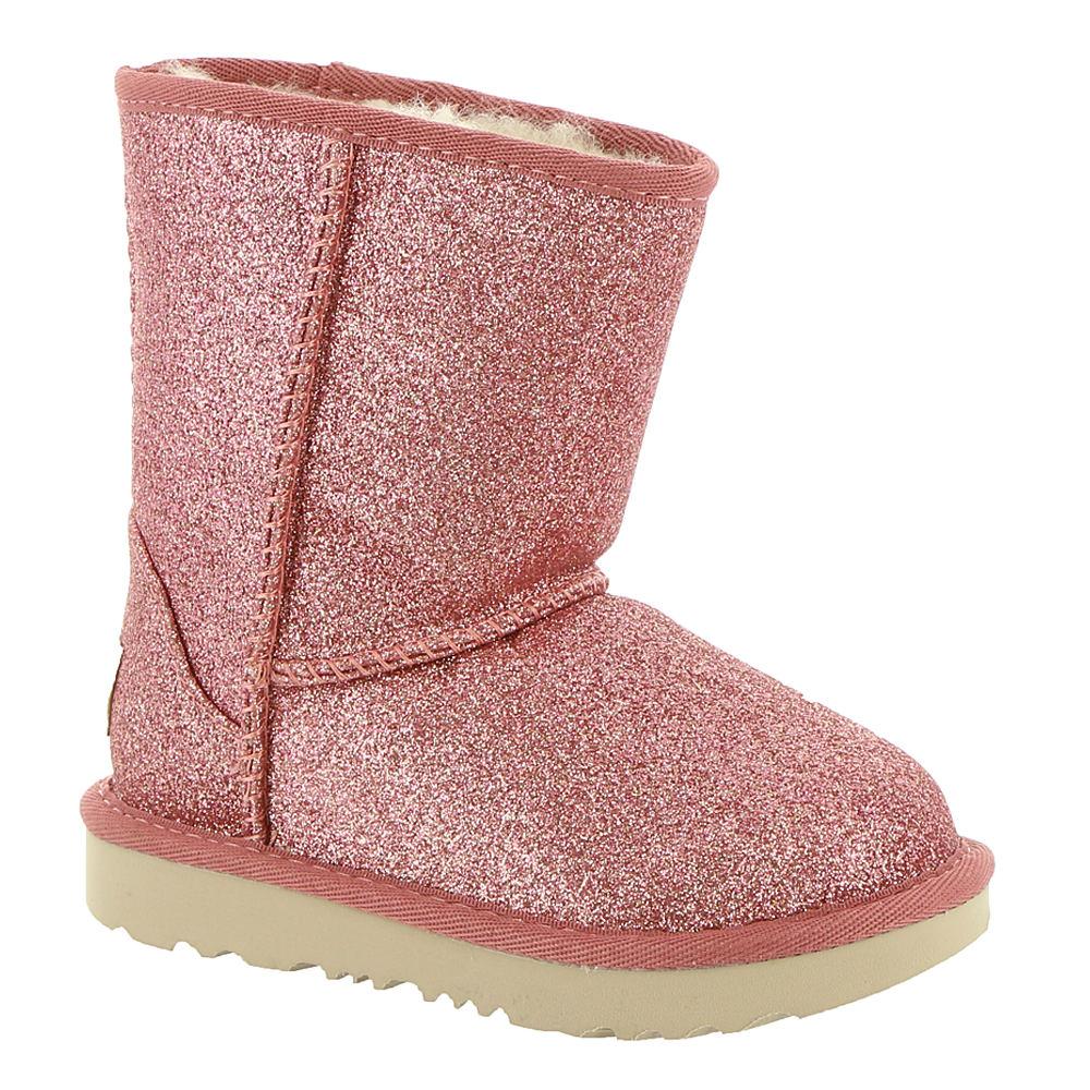 e221cd59a58 UGG® Classic Short II Glitter Toddler (Girls' Toddler)