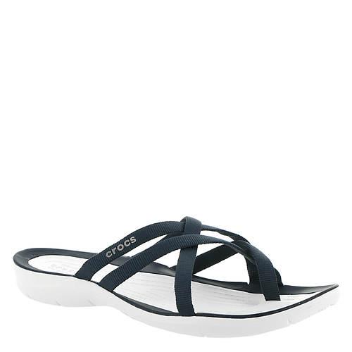 083d7e6e220e Crocs™ Swiftwater Webbing Flip (Women s)