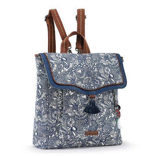 a906ecef1 Sakroots Colette Convertible Backpack | FREE Shipping at ShoeMall.com