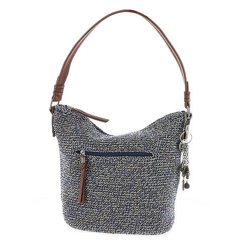 The Sak Sequoia Crochet Hobo Bag Free Shipping At Shoemallcom