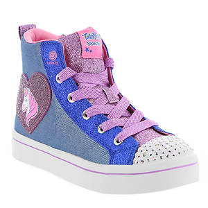 Skechers Twinkle Toes Twi Lites Patch Cuties (Girls' Toddler Youth)