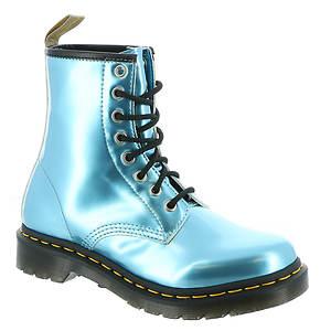 Dr. Martens 1460 Vegan Goldmix Boot Women's Shoes in Blue