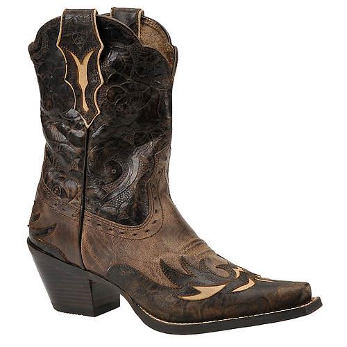 Womens Ariat Women's Dahlia Western Fashion Boot Big Sale Size 39