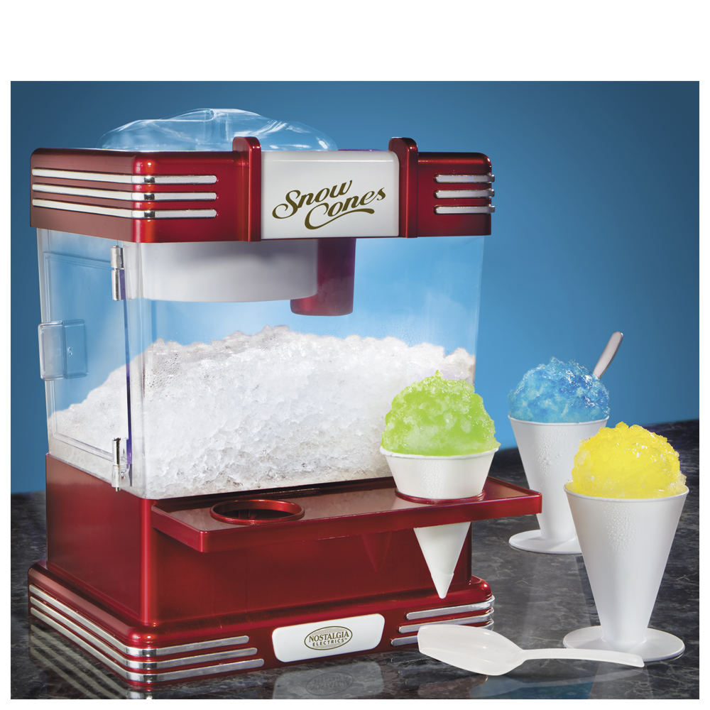 Retro Series Snow Cone Maker | Stoneberry