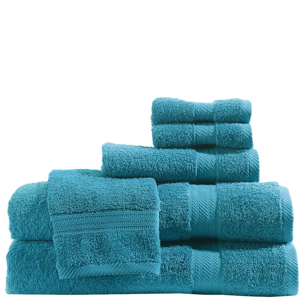 6-Piece Solid Color Towel Set   Stoneberry
