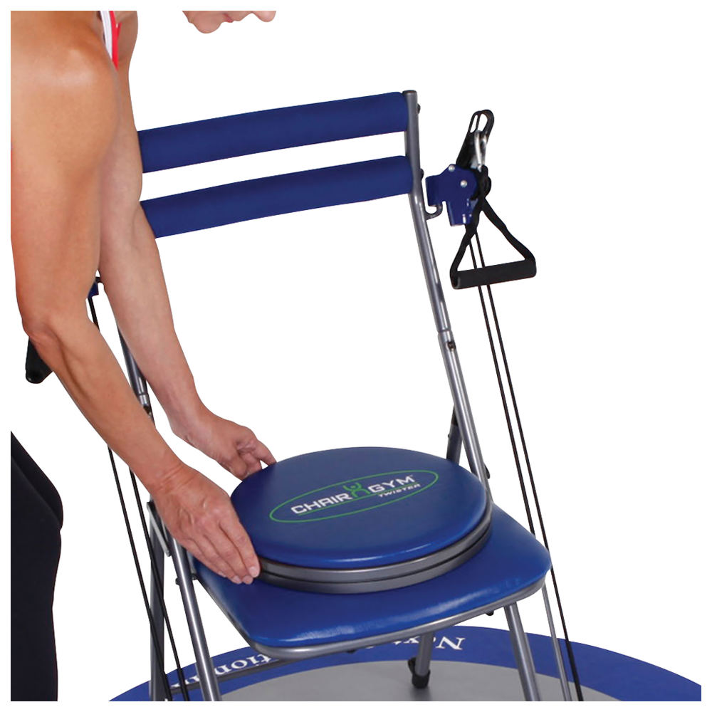 chair gym twister seat stoneberry