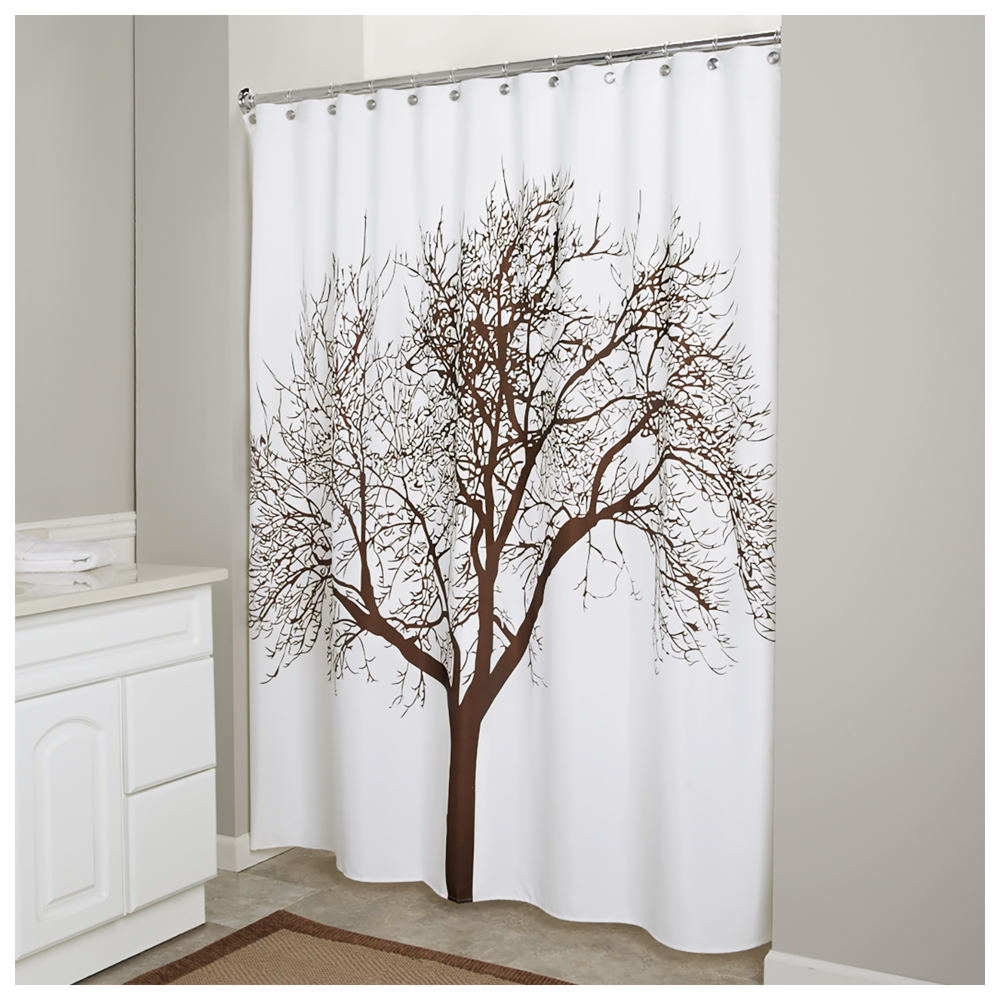 0 1044675-1-AS - Tree Shower Curtain - Out Of Stock Gallery