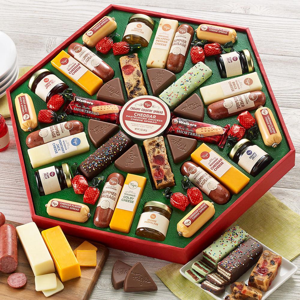 Holiday Feast Gift Box | Figi\'s Gifts in Good Taste