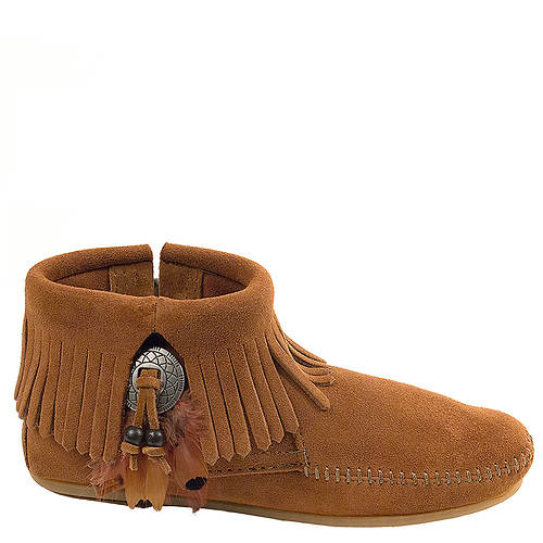 Feather Concho Feather women's Minnetonka Minnetonka Concho Concho Feather women's women's Feather Concho Minnetonka Minnetonka women's 0qAxSEw