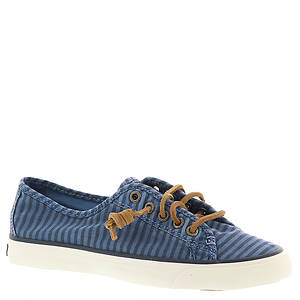 SPERRY Womens Seacoast Striped Oxford